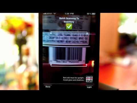 My Bar v1 Demo Video