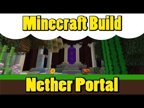 Minecraft :: Minecraft Build :: Nether Portal