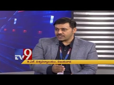 KL | tv9 Career Plus | Counseling  | KL Deemed to be Univers