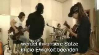 Tokio Hotel- Wir Sterben Niemals Aus+Lyrics (orginal clip)