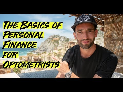The Basics Of Personal Finance For Optometrists - The Vision | Episode 5