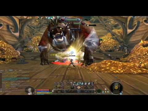 Aion 5.3 – Chanter Gameplay 42-44 lvl Japan Master-Server