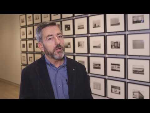 Videocomunicado. Exposición fotografía Lewis Baltz en Fundación Mapfre