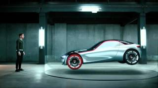 видео Opel GT Concept (2016) » Автомобили и мотоциклы: фото, обзоры, характеристики и автоновости