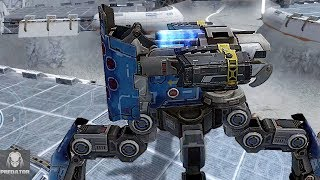 NEW Exodus Raijin Obliteration Gameplay   Heavy Artillery Rockets   War Robots