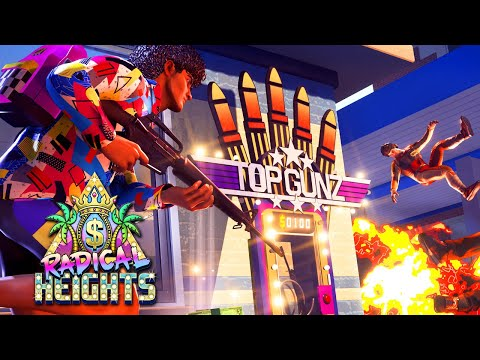 Radical Heights - Official Reveal Gameplay Trailer