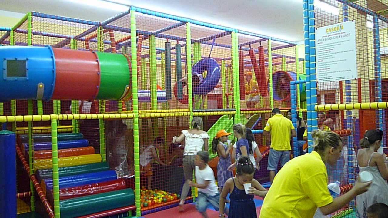 Playground per bambini - YouTube