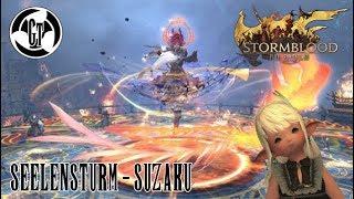 Final Fantasy XIV Stormblood | Seelensturm - Suzaku Guide