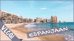 Espanjaan talvea pakoon! | VLOGI 67