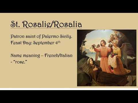 22 Religious/Catholic Saint Names For Girls!!!