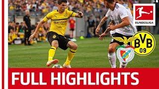 Borussia Dortmund Vs Benfica Lissabon | 5:6 | Highlights 2018