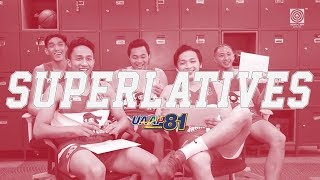 Superlatives Game with the UE Red Warriors | UAAP 81 Exclusive