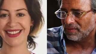 تسريب فيديو اباحي لضحيه المخرج خالد يوسف الفنانه منه شلبي