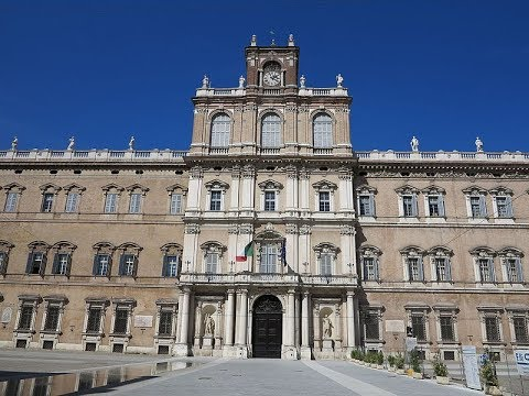 Places to see in ( Modena - Italy ) Palazzo Ducale