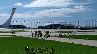 Экскурсия в Сочи!. Олимпийский Парк!!!. Часть третья.