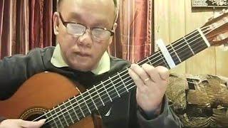 Trả Lại Em (Đức Quỳnh)(BOLERO) - Guitar Cover by Hoàng Bảo Tuấn
