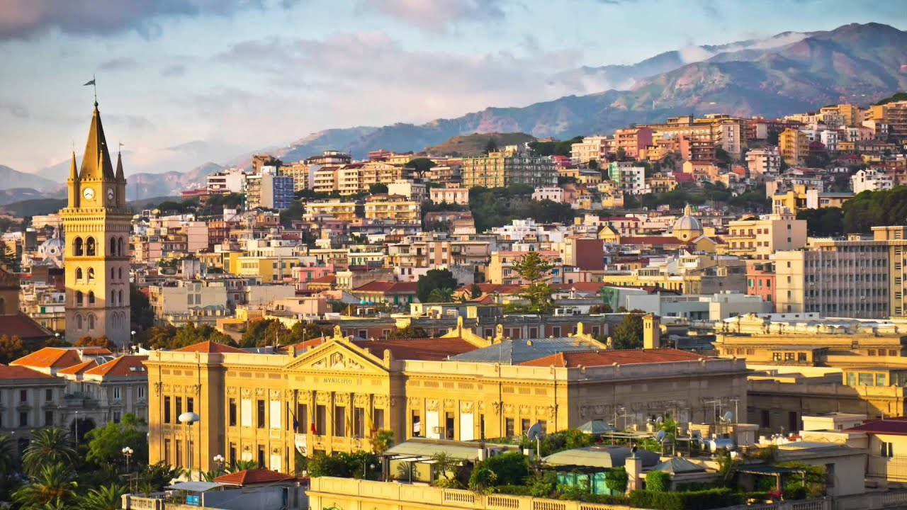 Messina - Italy - YouTube