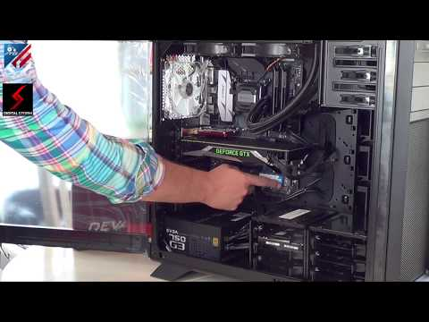 FTG's DigitalStorm PC Reveal - 1080ti I7 7700k and the works!!