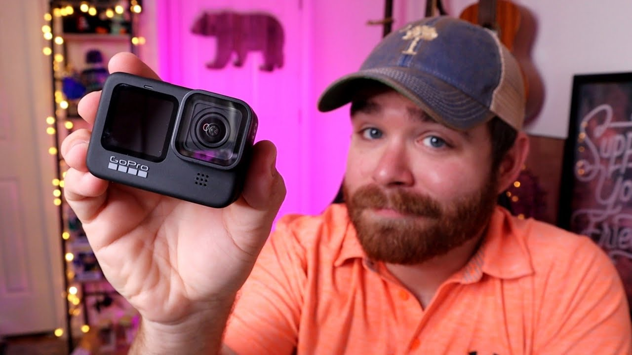 I Took The New GoPro Hero 9 On A Trip To That Crazy Amazon Overstock Store!