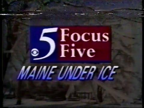 1998 WABI Focus Five: Maine Under Ice