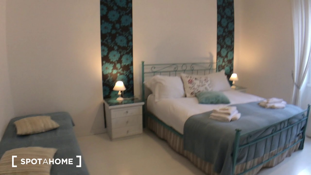 Lovely 2 Bedroom Apartment For Rent In Centre Of Rome   Spotahome (ref  153735)