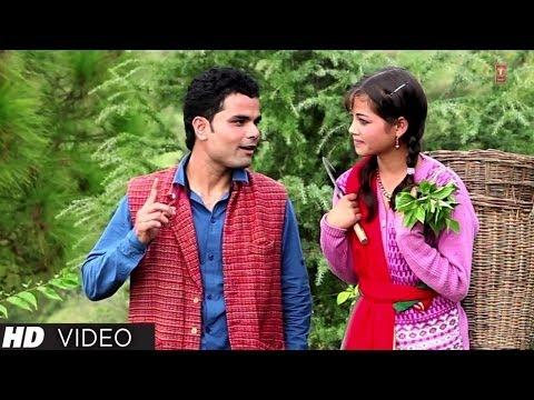 Dhaar Por Ka Mandir Video Song | Khudeni Na Rayee Garhwali Album | Vinod Sirola & Anuradha Nirala