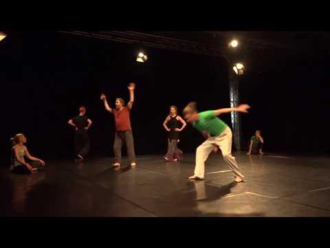 Contact Improvisation - Teachers Performance // Contact Bucharest Festival 2017