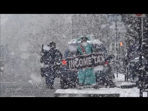 Lancaster County, Pa Winter Storm - 4/9/2016