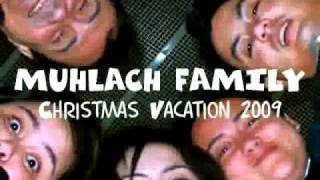 MUHLACH FAMILY christmas vacation 2009 by Niño Muhlach