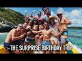 Mustique - The Surprise Birthday Trip