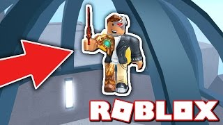 HOW TO GLITCH ON THE ROOF OF ROBLOX ASSASSIN!!
