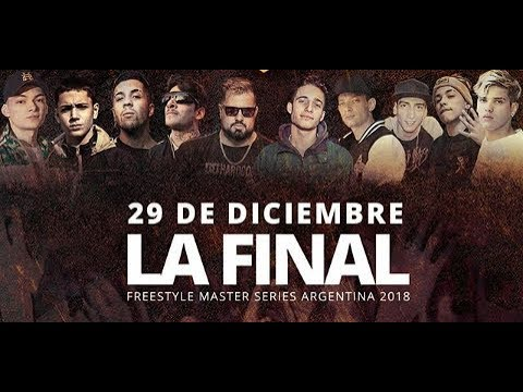 EN DIRECTO: FMS ARGENTINA - #FMSLAFINAL JORNADA 9 - Temporada 2018