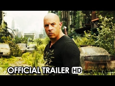 The Last Witch Hunter Official 'Live Forever' Trailer (2015) - Vin Diesel HD