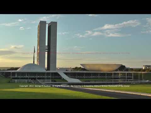 Tourist Sites In Brasilia - Brasilia, Brazil 2014.05.04