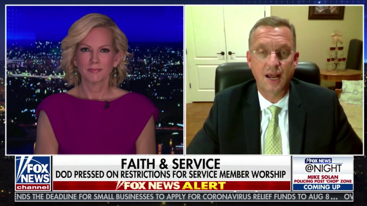 Collins Discusses Religious Liberty with Shannon Bream on Fox News