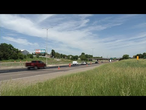 Speed limits lowered in I-94 construction zone