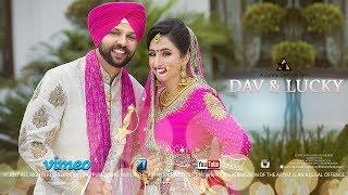 Din Shagna Da Cinematic Wedding Highlight 2017 | Dav & Lucky | Sunny Dhiman Photography