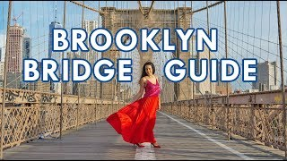 NYC Travel Guide: How to Walk Across the Brooklyn Bridge