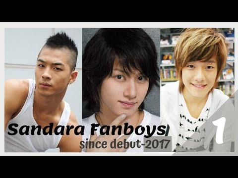 Sandara Park- Fanboys (Since her debut to 2017)