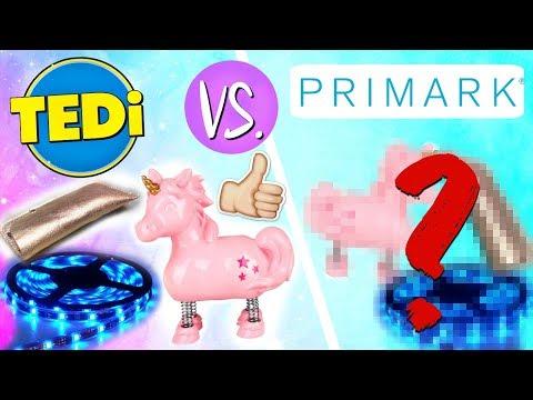 TEDI vs. PRIMARK CHALLENGE 2018 - Was ist besser? #battlesunday mit Shirin Gosh!