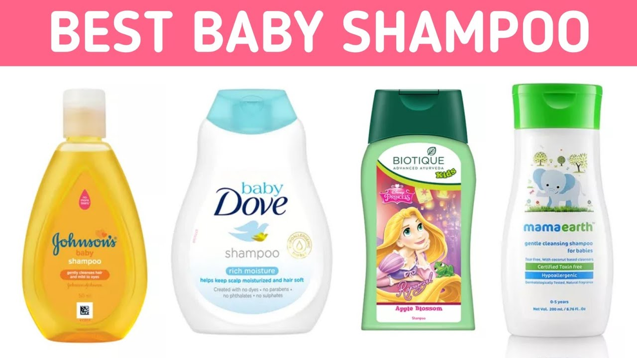 Best Baby Shampoo For Hair Growth Without Chemicals Best In Beauty Youtube