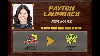 Peyton Laumbach - AFHL to USports | Stand Out Sports Client Hall of Fame