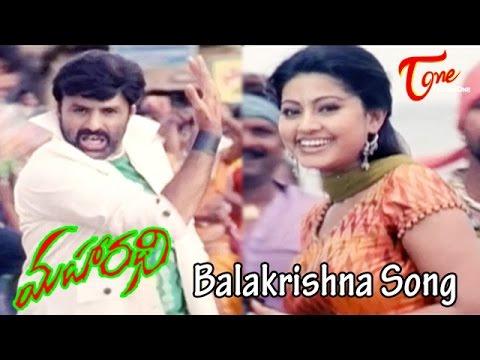 Maharadhi Movie Balakrishna Song   Balakrishna, Sneha, Meera Jasmine, Navaneet kour