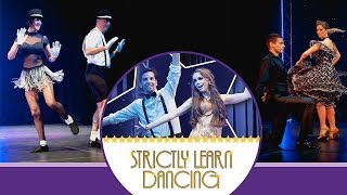 Strictly Learn Dancing - Learn to Dance like the Stars - The Hospice of St Francis