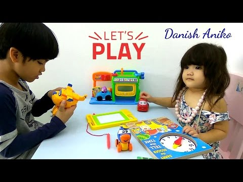 Indoor Playground Show for Kids, Many Colors and Children Playing and Having fun |  Keren Banget