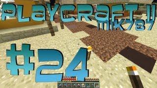 Minecraft - Playcraft II - 24 - Роздягальня