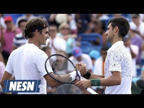 Roger Federer Def. Rafael Nadal, Faces Novak Djokovic In 2019 Wimbledon Final