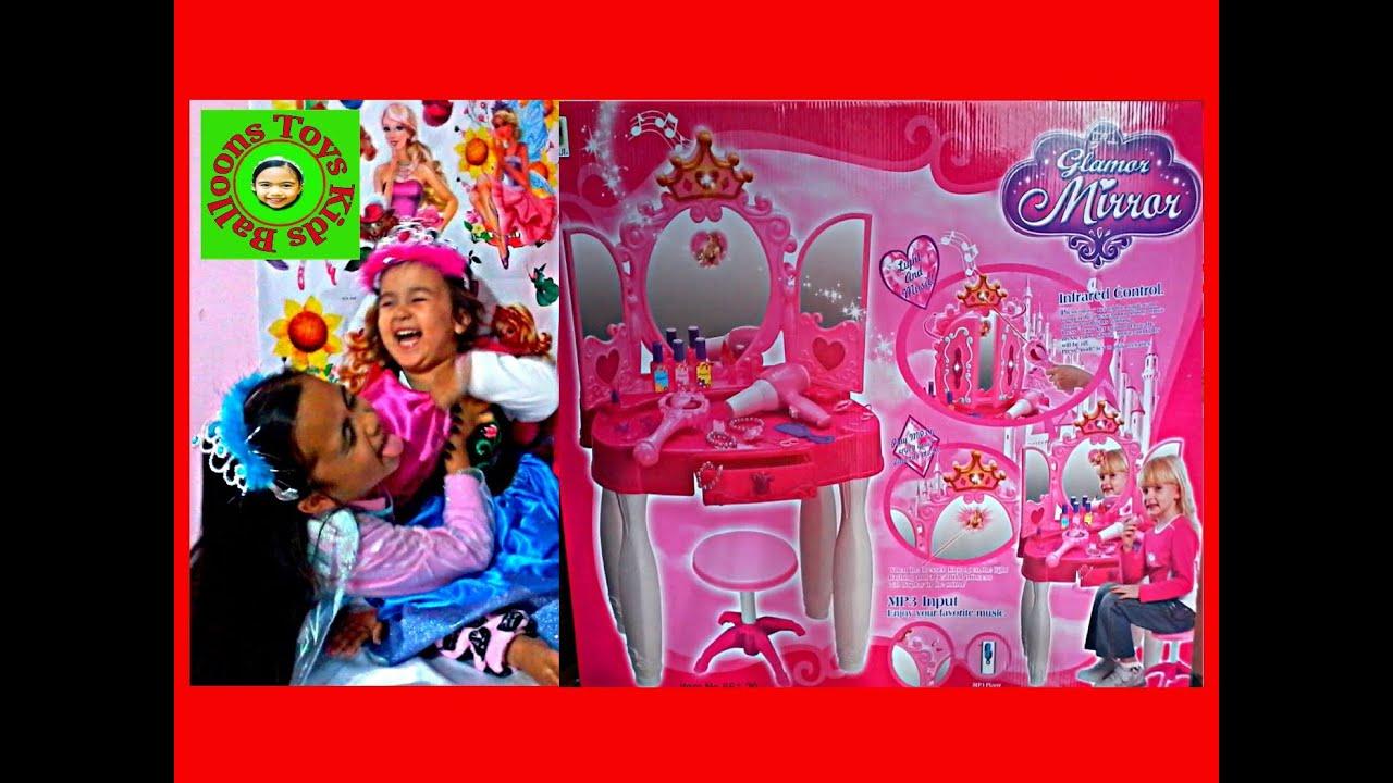Minnie Mouse Makeup Table Mugeek Vidalondon