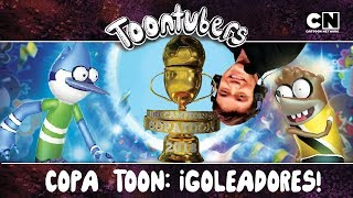 AHORA RIGBY VENCE EL MUNDIAL! Mordecai vs Rigby! | Toontubers | Cartoon Network