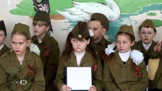 Классный час, посвященный 70-летию ВОВ